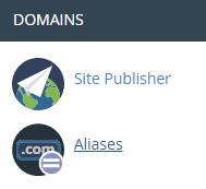 Adding Park Domain In CPanel-1