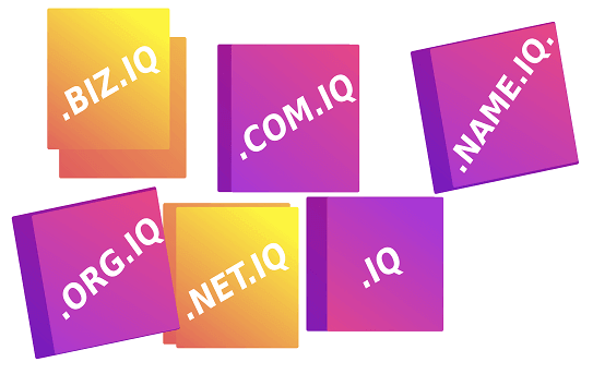 IQ Domain Registration