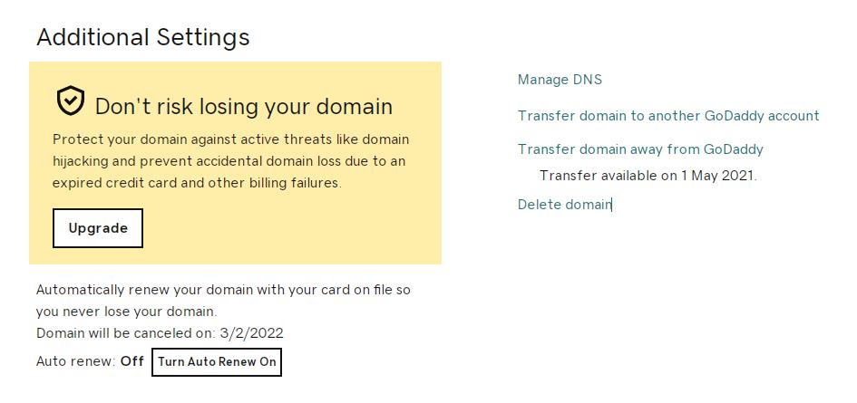 change DNS on Godaddy-3