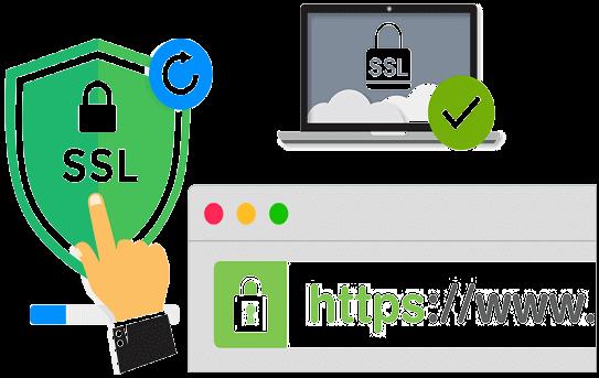 شهادات الحماية SSL